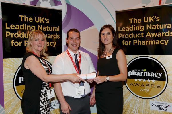 Nilaqua pharmacy award